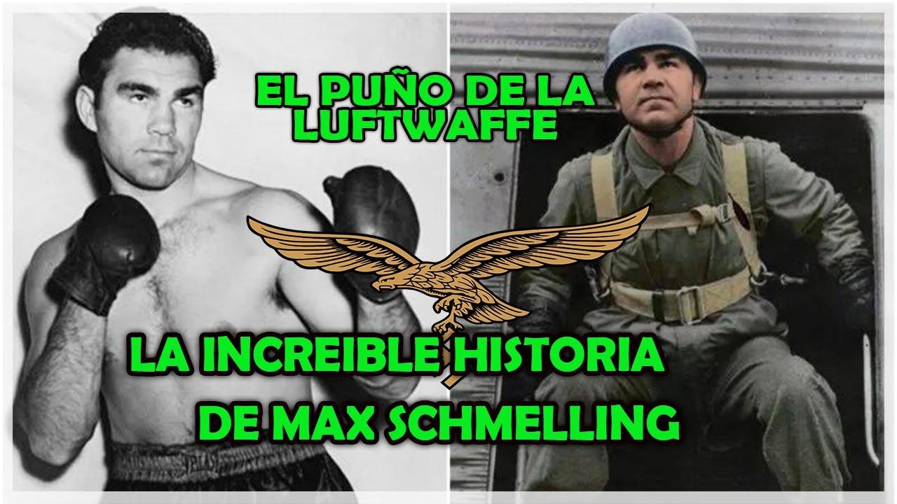 La increíble Historia de Max Schmelling - El puño de la Luftwaffe: Campeón Mundial de Boxeo