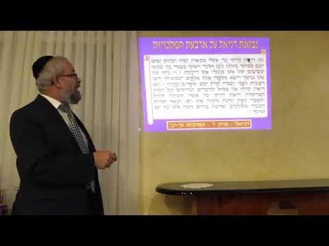 הרב ינון קלזאן - ישמעאל באחרית הימים הרצאה ברמה גבוהה חובה לצפות!