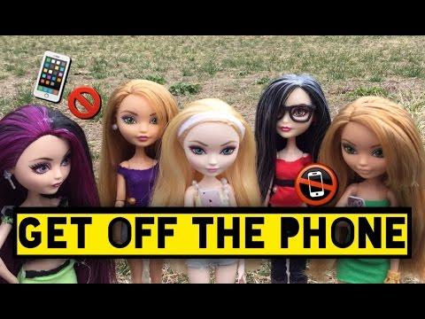 Rhett & Link Get off the phone song EAHSM📵
