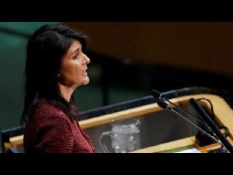 Haley sent a powerful message on US national interest: Gardiner