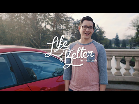 Life Is Better | 2017 Honda Civic Sedan LX
