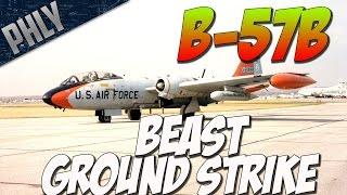 War Thunder - B-57B NEW JET BOMBER -Patch 1.47
