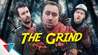 When games become a job - The grind