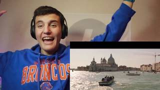 REACTION to Spider-Man: Far From Home Trailer