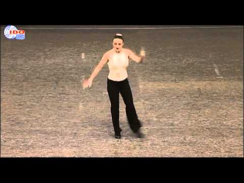 IDO World Tap Championships 2014 Junior Female Solo Semi Finals