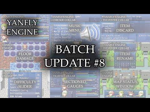 Yanfly Engine Plugins - Batch Update #8 - FINAL - RPG ...