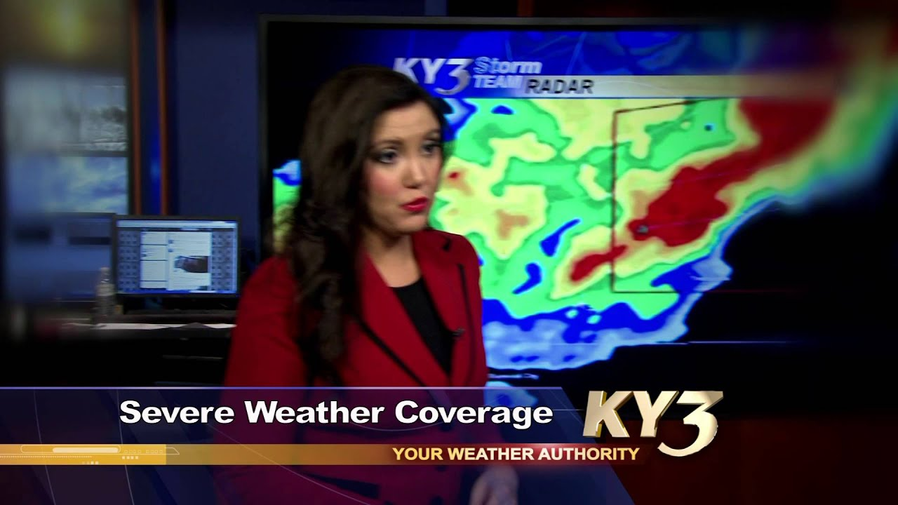 KY3 Severe Weather Coverage Spot