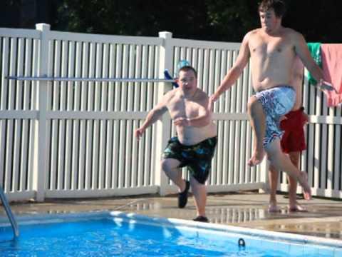 Special Olympics Delaware Summer Camp At Camp Barnes