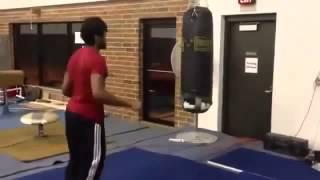 Gay saco de boxeo