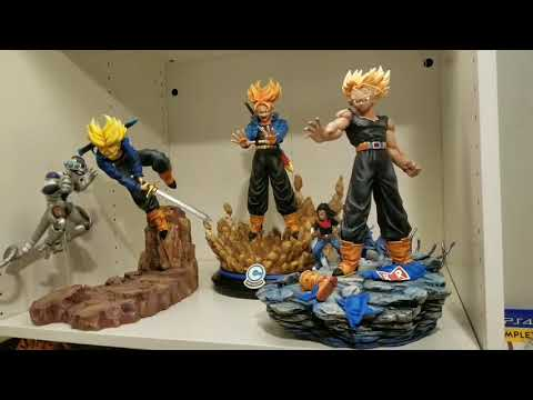 DBZ Tensai Studio Trunks 1/6 Statue Unboxing And Review