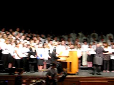 all cape chorus 2011