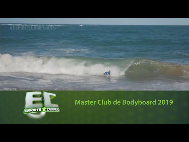 III Etapa do Master Club de Bodyboard 2019