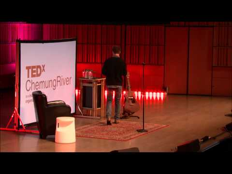 Making music that matters: Jacob Beck at TEDxChemungRiver