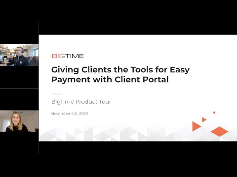 Giving Clients the Tools for Easy Payment with Client Portal | Product Tour