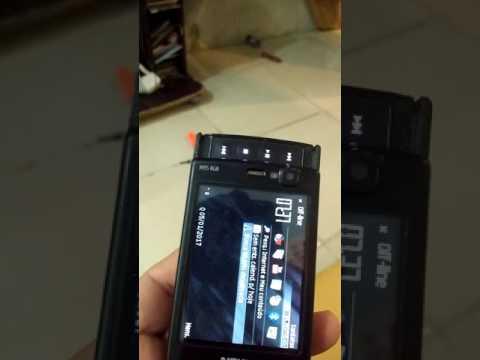 Meu Nokia N95,10 ano do seu Lançamento!!!