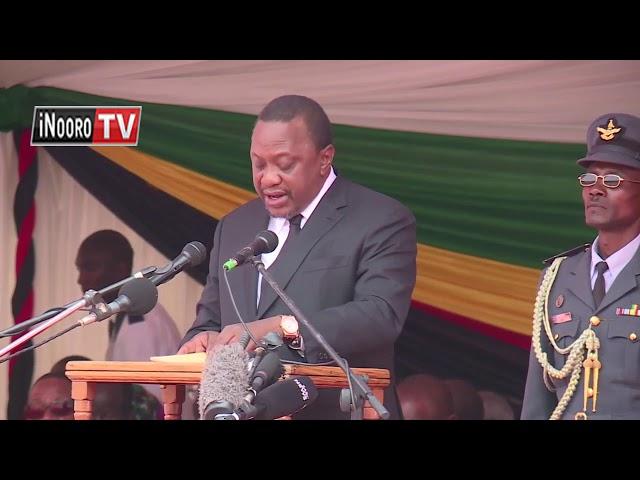 Uhuru gwikinyia Zimbabwe igongona-ini ria gutiya Robert Mugabe