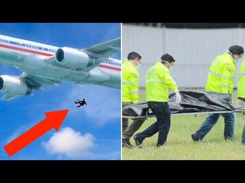 When Plane Stowaways Go Wrong