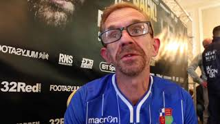 'I WOULD KNOCK TYSON FURY OUT IN TWO ROUNDS' - THE WEALDSTONE RAIDER EXPLAINS HOW & WHY