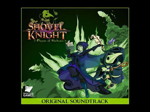 Mint Potion  ALCHEMY Shovel Knight Plague of Shadows OST