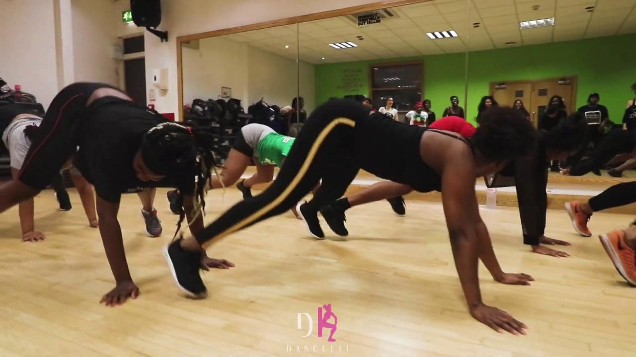 Twerk - City Girls ft Cardi B (Twerk N V!be @dkdancefit Choreo)
