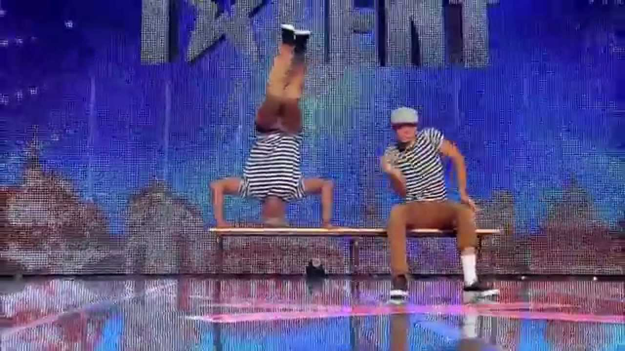 french wingz the invertebrate duo france 39 s got talent. Black Bedroom Furniture Sets. Home Design Ideas