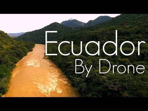 Ecuador by Drone - Featured Creator Dave Tebbutt