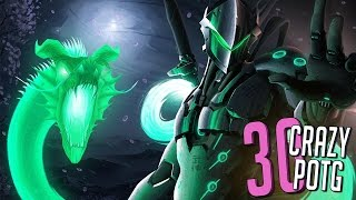 30 CRAZY PLAYS OF THE GAME #31►Overwatch Highlights Community Montage