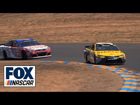 "Radioactive: Sonoma - ""I'm driving like an [expletive] right now..."" | NASCAR RACE HUB"