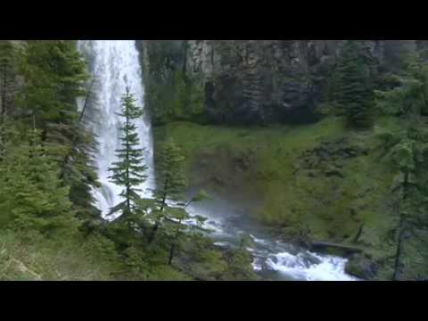 Tumalo Falls, Oregon