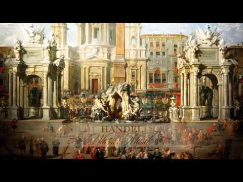 """G.F. Händel: """"Water Musick"""" in Seven Parts HWV 348, 349, 350 [Zefiro-A.Bernardini]"""