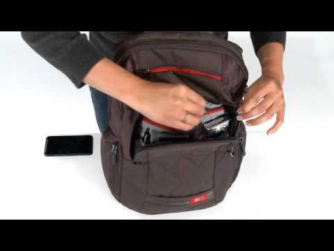 c76e36711ae Case Logic 14 Laptop Backpack - YouTube