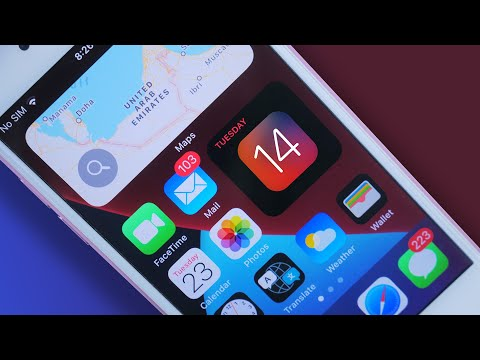 Apple iOS 14 on iPhone 7: Top New Features and First Look!