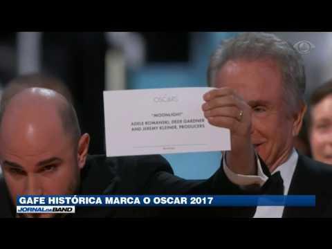 Gafe marca entrega de melhor filme do Oscar 2017