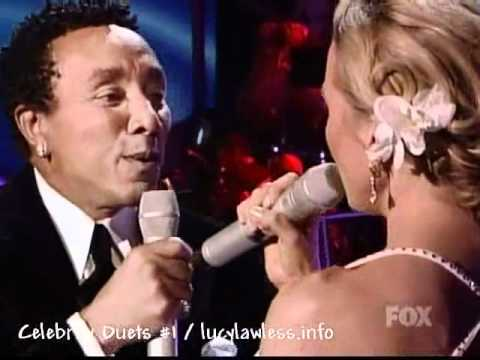 Lucy Lawless with Smokey Robinson Week 1 Episode 1 29 August 2006