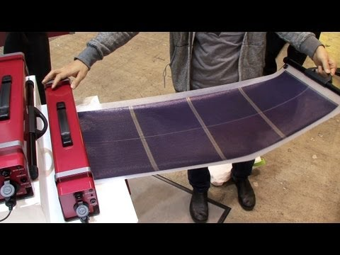 Retractable Mobile Solar Power System  #DigInfo
