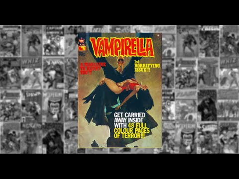 "Vampirella: #1, ""The Origin of Vampirella"""