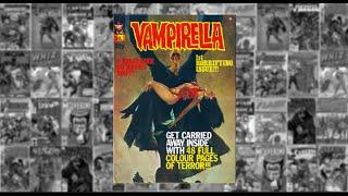 Vampirella #1   The Origin of Vampirella