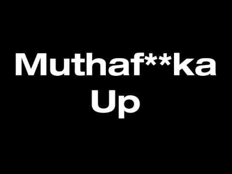 Tyga - Muthafucka Up ft. Nicki Minaj   [Lyrics]