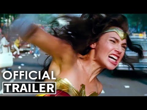 WONDER WOMAN 1984 Trailer (2020) Gal Gadot