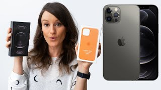 iPhone 12 Pro Live Unboxing!