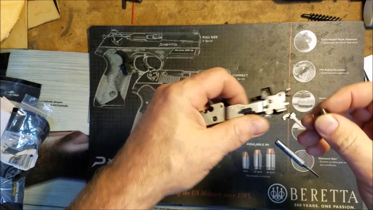 Sig p320 trigger job
