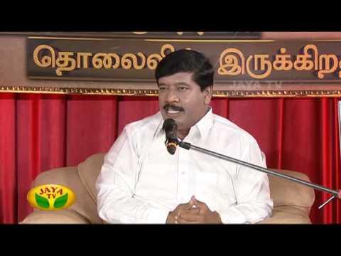 Pongal Special Pattimandram by Jaya Tv