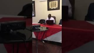 Build Zimbabwe Alliance Training Harare Candidates Parliament Project