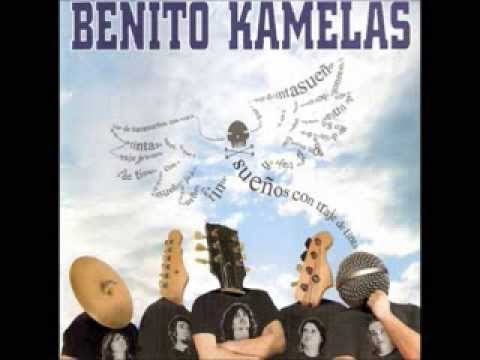 Benito Kamelas - Sueños con traje de tinta - Album completo