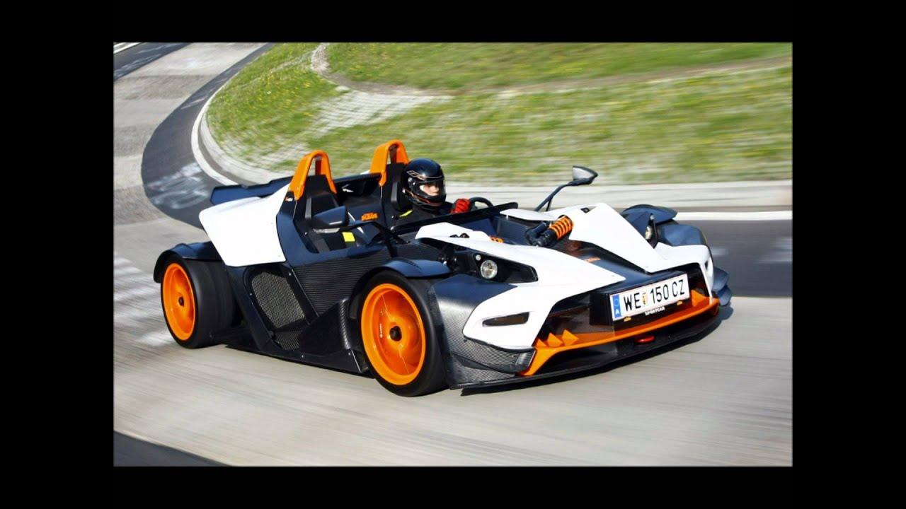 Ktm X Bow >> KTM X-Bow: Go-Kart on Steroids - YouTube