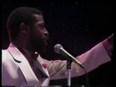 Teddy Pendergrass - I Don't Love You Anymore 'Live' (1/12)