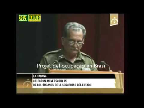 SUPOSTO vídeo de Raul Castro pedindo para países bolivarianos invadir o Brasil para defender Dilma
