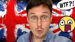 Жизнь в Англии Плюсы и Минусы. 12 СТРАННОСТЕЙ Великобритании