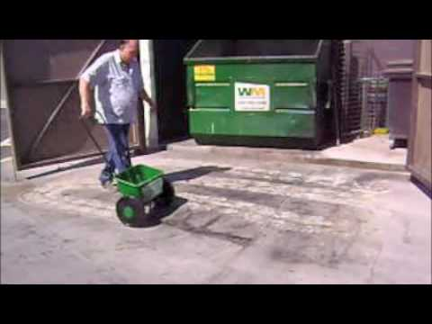 Commercial concrete cleaner youtube for Industrial concrete cleaner