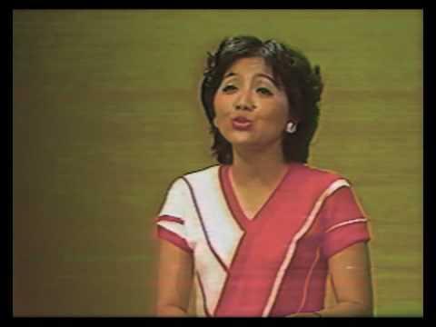 #001 K Jar Nu on MRTV 1981